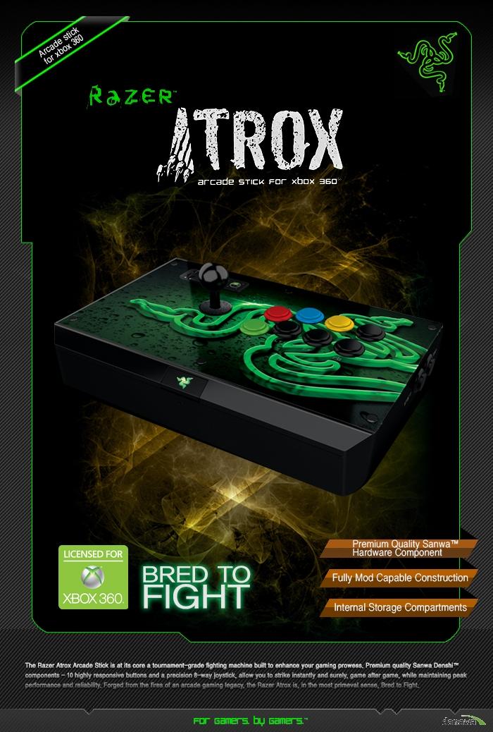 Razer ATROX 메인 이미지
