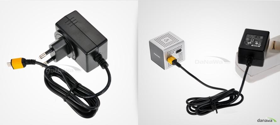전용충전기/충전기연결