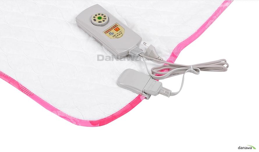 신우전자 분리형 전기요 2중 안전장치