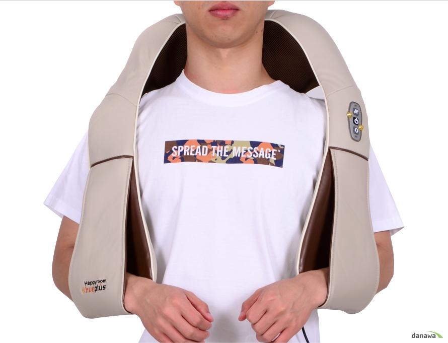 어깨,목 집중안마