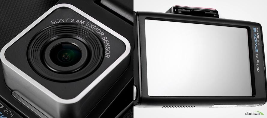 카메라와 디스플레이