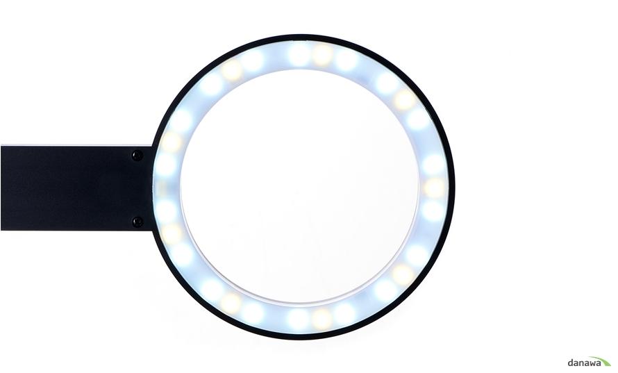 5단계 시스템 (무한 밝기 조절) - 세밀한 밝기 조절이 가능한 디밍(DIMMING) 제어