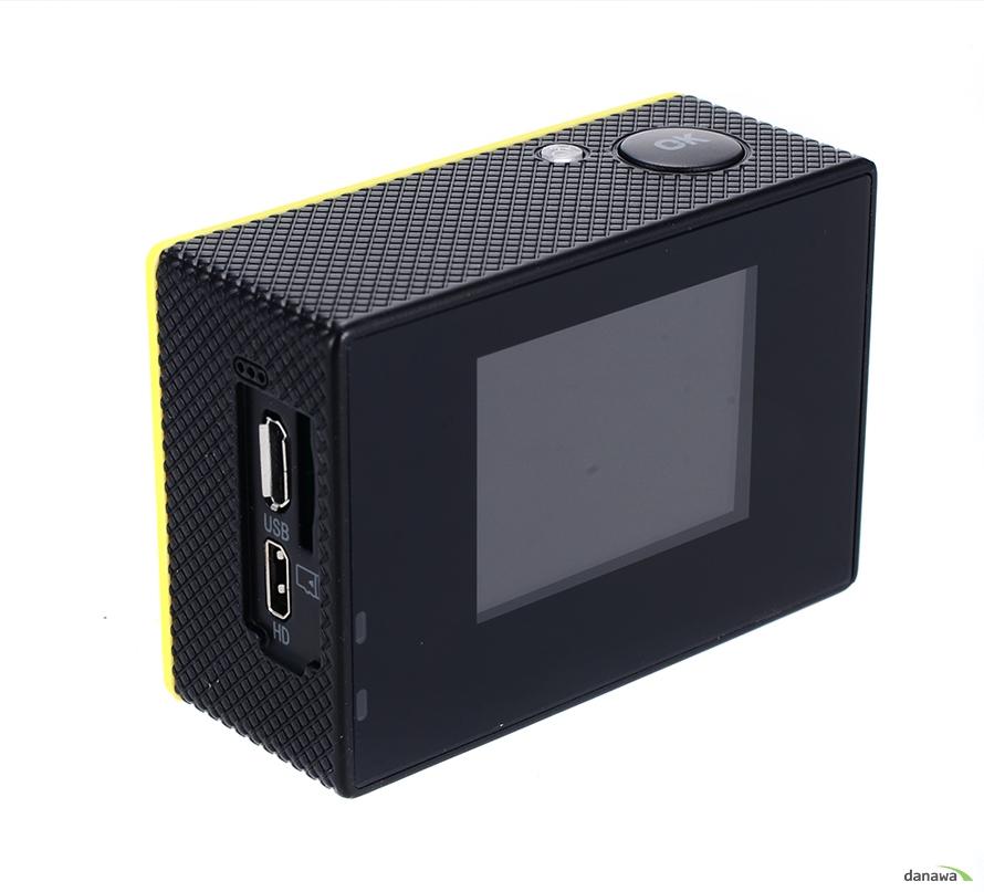 쉽고 편리한 HD 촬영