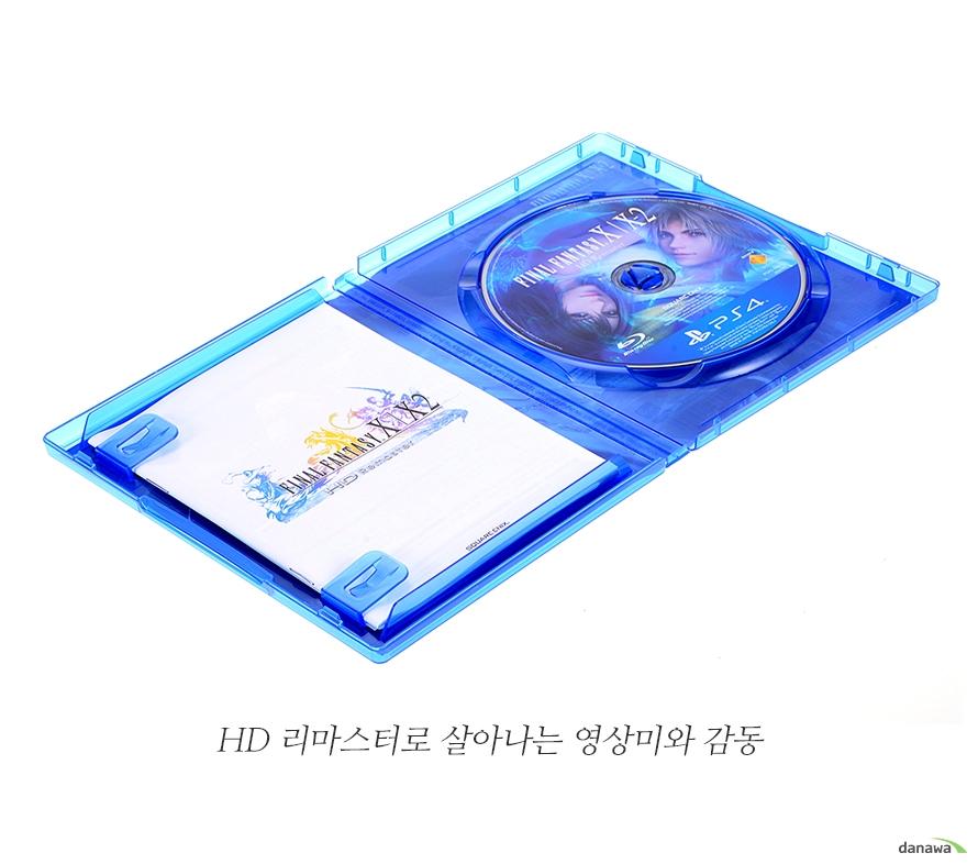 PS4 파이널 판타지 X/X-2 HD 리마스터 내용 설명