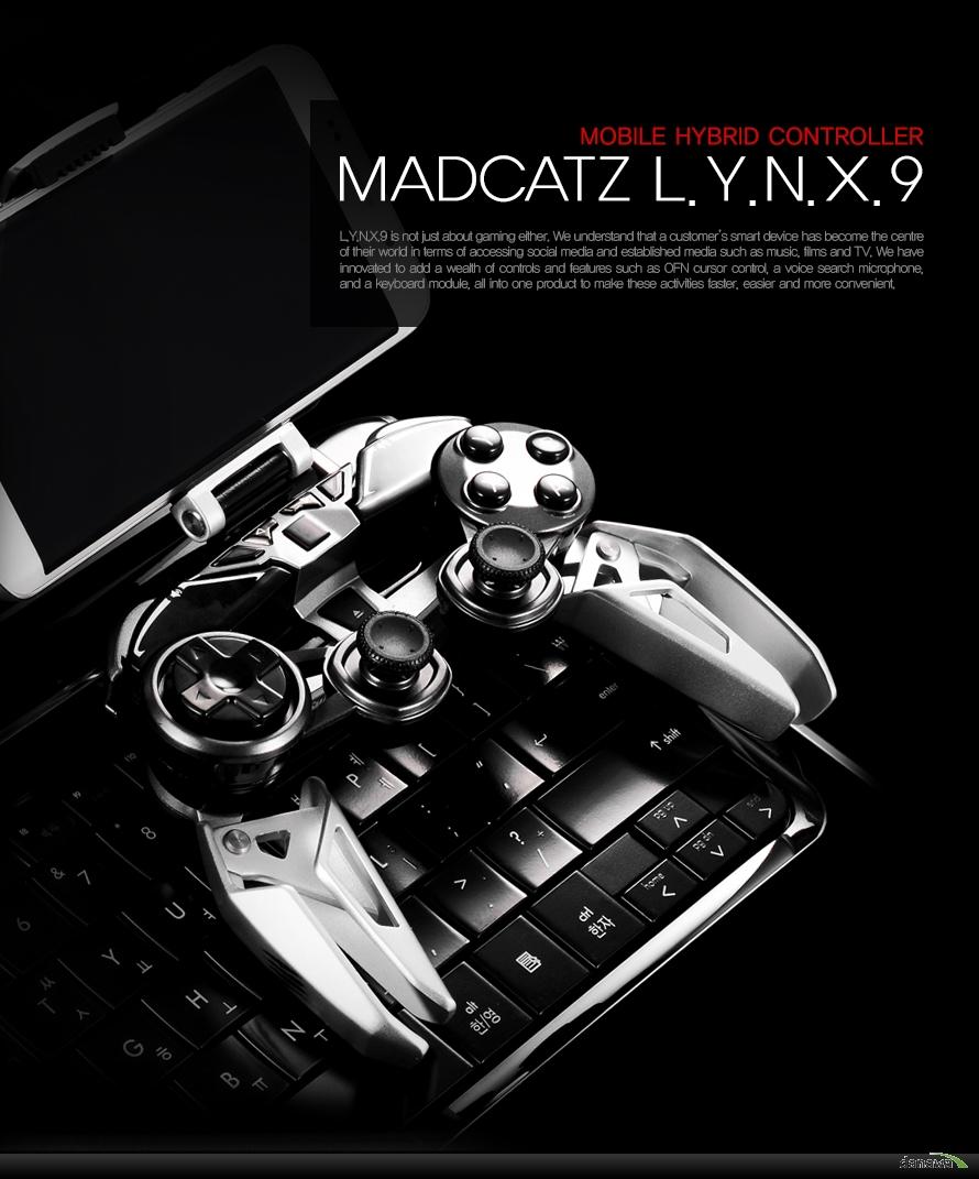 MadCatz L.Y.N.X.9