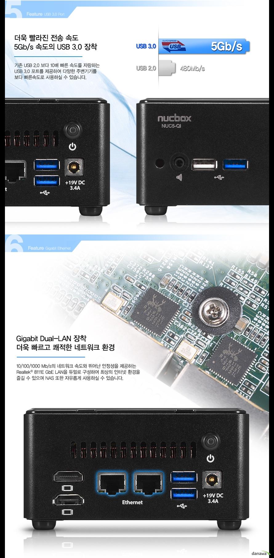 쉐도우시스템즈 NUCBOX i7Qi