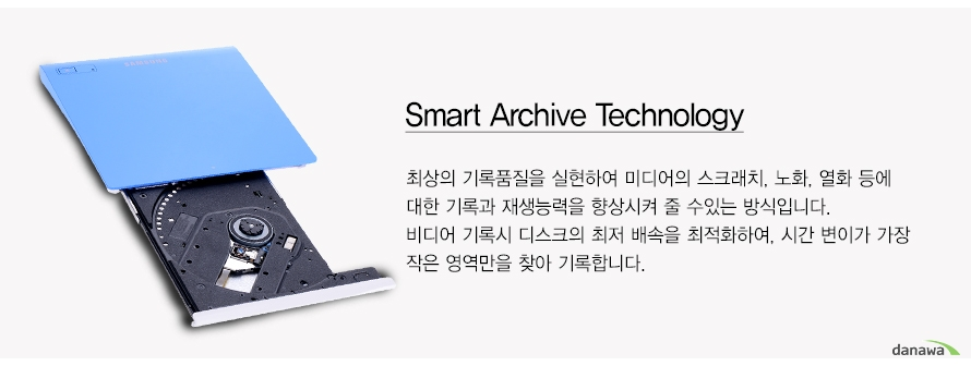 Smart Archive Technology