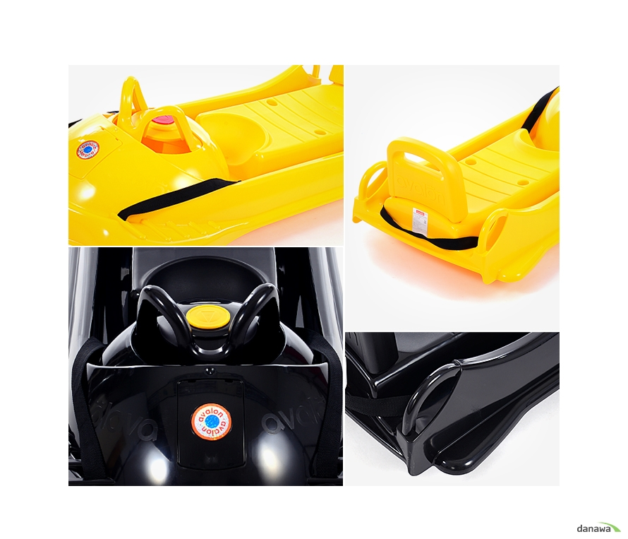 앙팡 SL-1 아발론 프리미엄 눈썰매  갤러리 컷