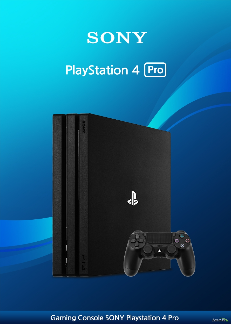 SONYPlayStation 4 ProGaming Console SONY Playstation 4 Pro