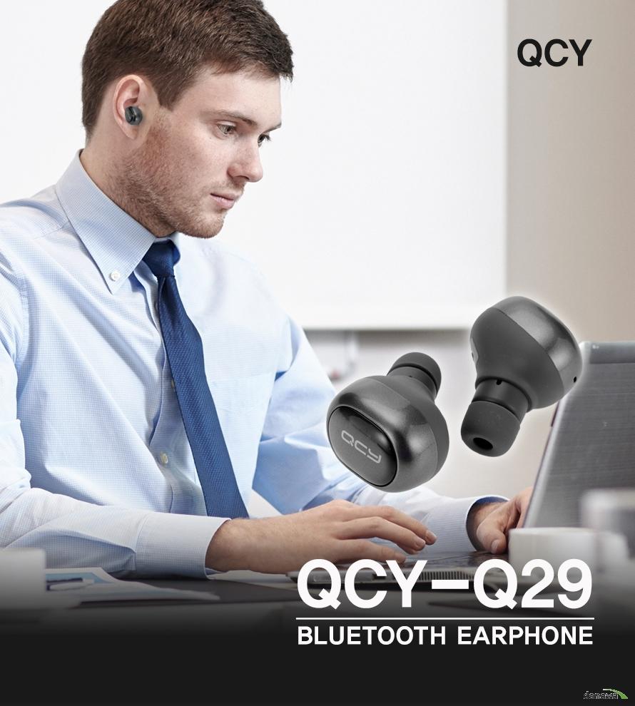 QCYQCY-Q29Bluetooth Earphone