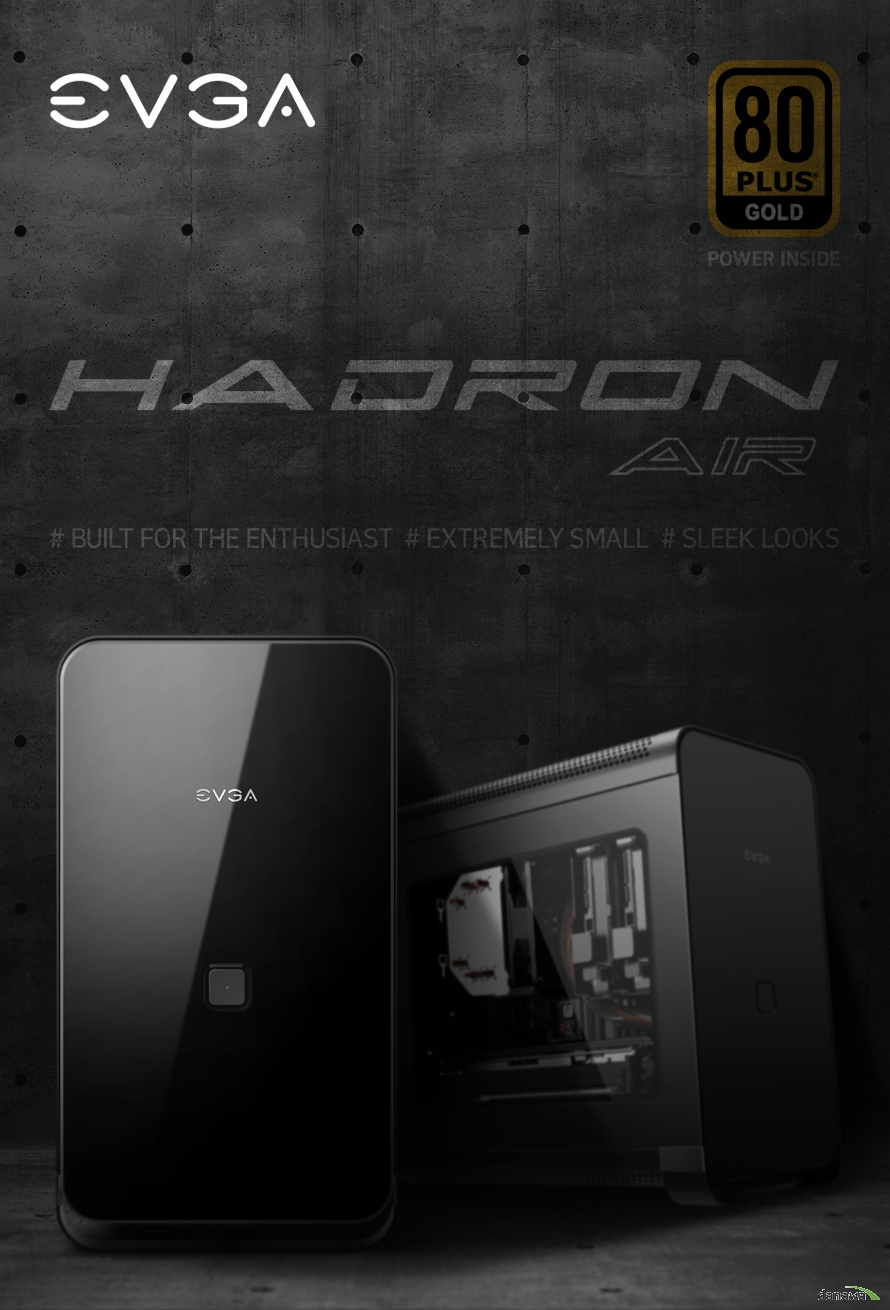 EVGA HADRON Air