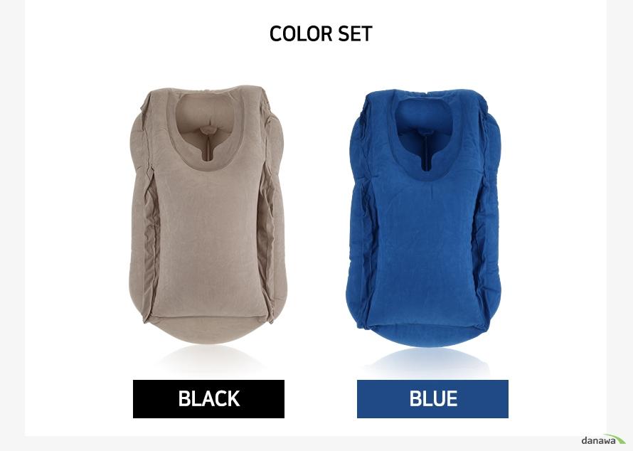 COLOR SET    검정, 블루