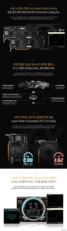 쿨링 성능과 소음의 완벽한 밸런스
