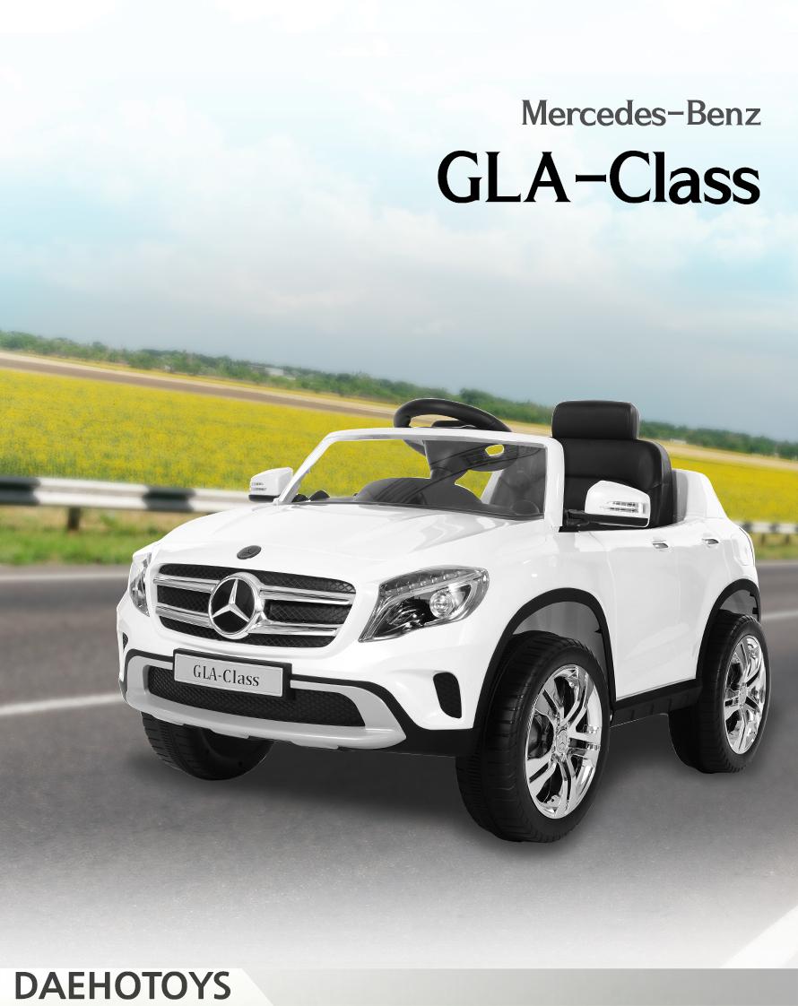 Mercedes-BenzGLA-ClassDAEHOTOYS