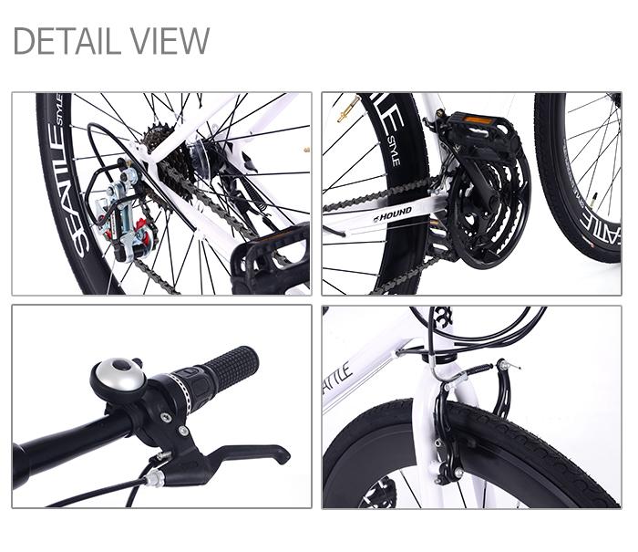 삼천리자전거 하운드 시애틀 모던 F detail view
