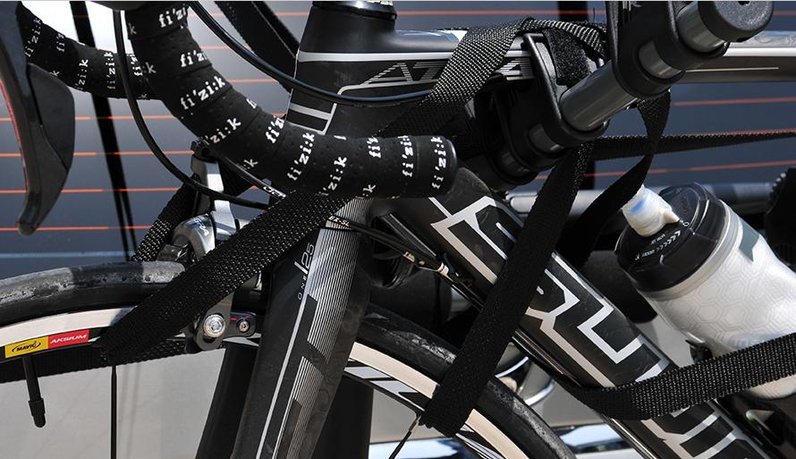 자전거 채결용 보조스트랩