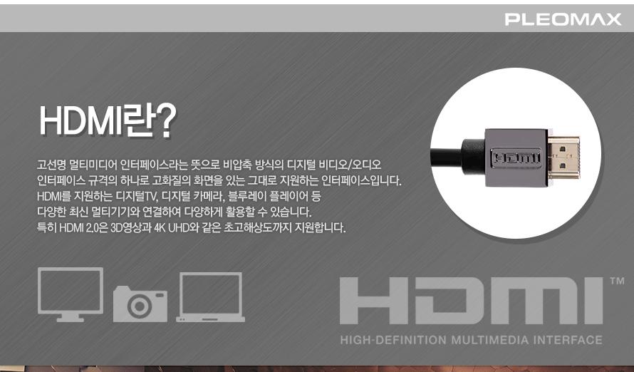 HDMI란